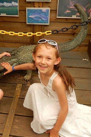 Shepreth Wildlife Park: Reptiles