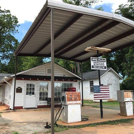 Billy Carter Gas Station Museum: photo0.jpg