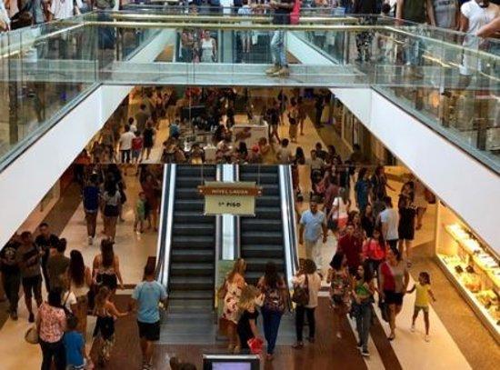 6c90c1b0efa Shopping Rio Sul  Desde el 1er piso