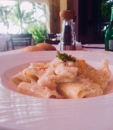 Bella Cucina: Delicious lobster pasta