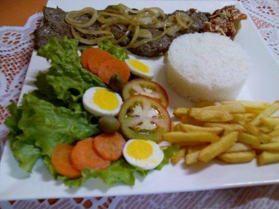 Figueira: Opção de prato para o jantar