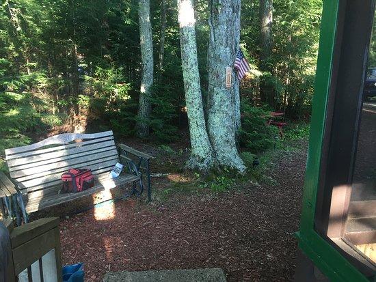 Ghost Lake Lodge: Cabin 0