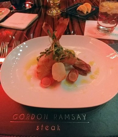 Gordon Ramsay Steak照片