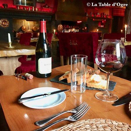 Belleek Castle Restaurant: Table