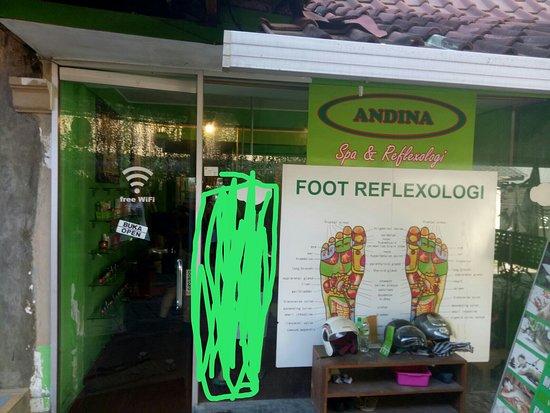 Andina Spa Reflexologi