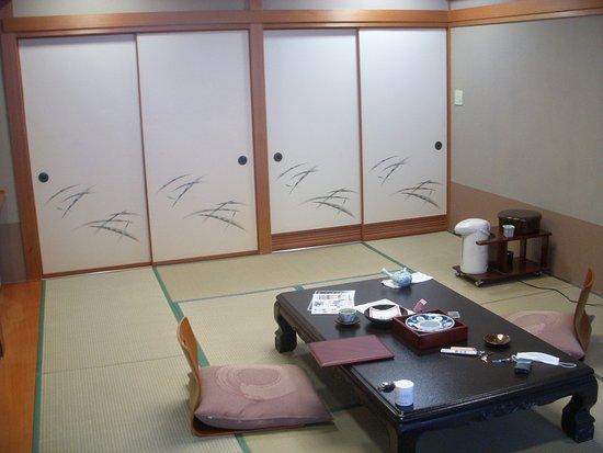 Tamagoyu: 部屋はこのような感じです。和室です。