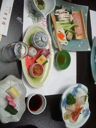 Tamagoyu: 夕食です。