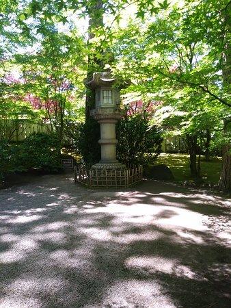 Nishinomiya Tsutakawa Japanese Garden照片
