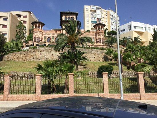 Casa de los Navajas: Superbe maison, architecture magnifique. En plein coeur de Torremolinos. Très belle vue