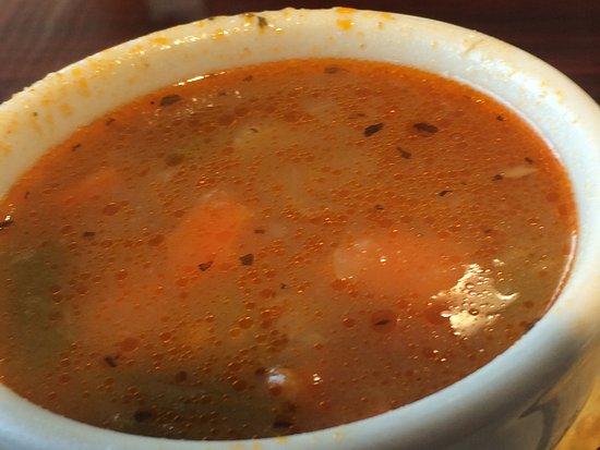 Rochelle, IL: Beef Veggie Soup
