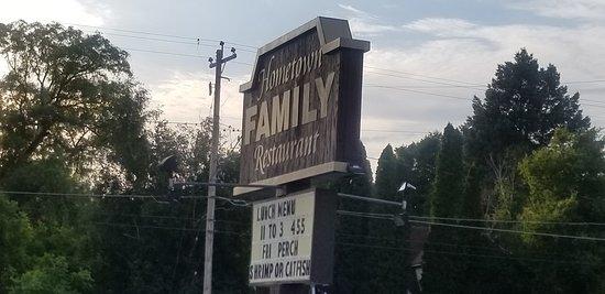 Marinette, WI: Restaurant