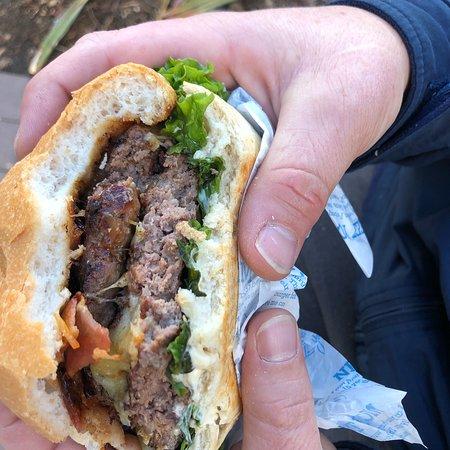 Fergburger Foto