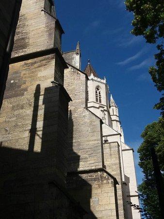 Foto de Cathédrale Saint-Bénigne de Dijon
