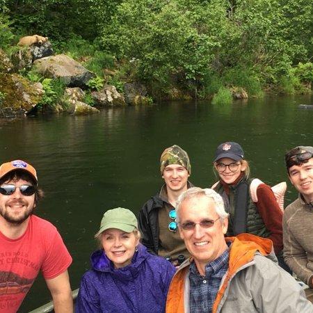 Alaska West Air: And...we caught fish!!
