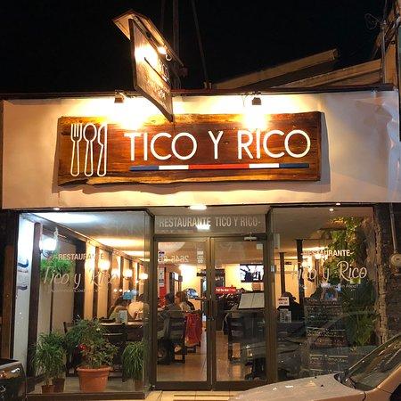 Tico y Rico Monteverde