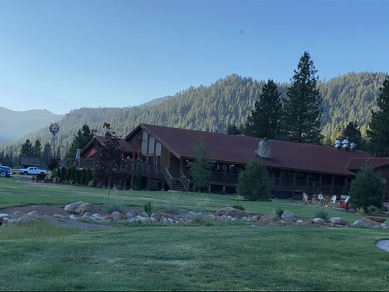 Gem of a place to stay when exploring Lassen Volcanic National Park!
