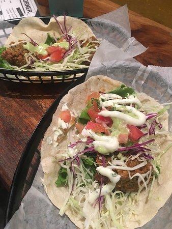 Taco Corner: Falaffel taco 😍
