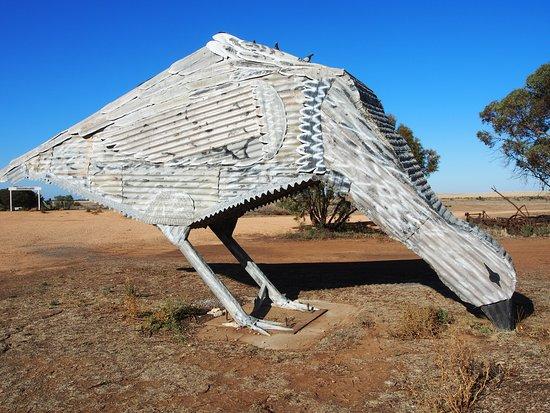 Mallee Hen Sculptures