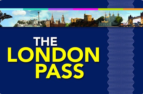 London Pass inkludert...