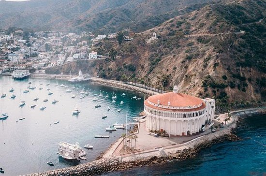 Catalina Island Helicopter Flight...