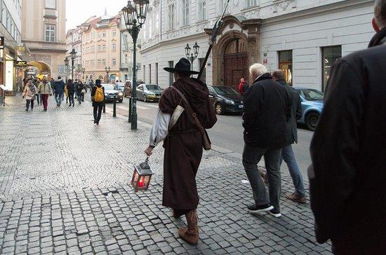 Nachtwächter-Rundgang in Prag