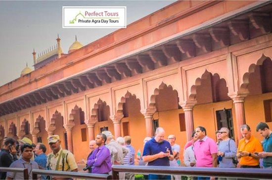 Tour VIP de entrada sem fila Taj Mahal