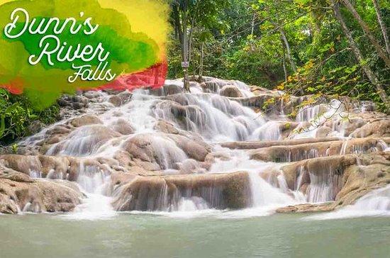 Dunn flod från Ocho Rios
