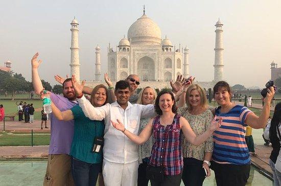 Delhi Agra Rajasthan ture med...