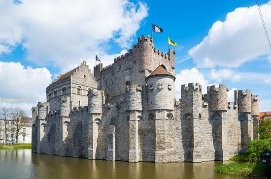 Discovery of Ghent from Brussels