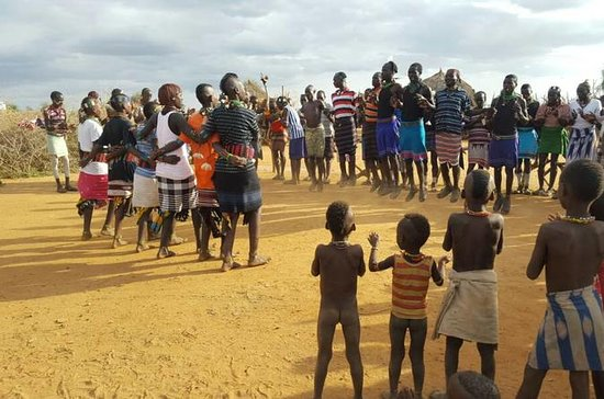 8 Days cultural Tour to Omo Valley
