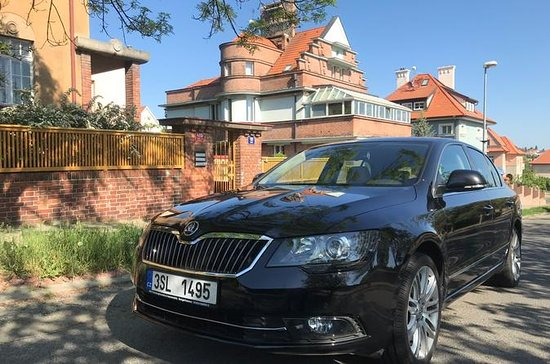 From Vienna to Prague  Private Transfer