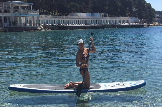 Stand Up Paddle (SUP) bordutleie