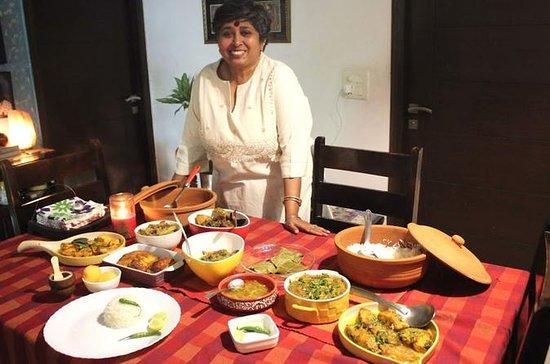 Auténtica cocina bengalí y...