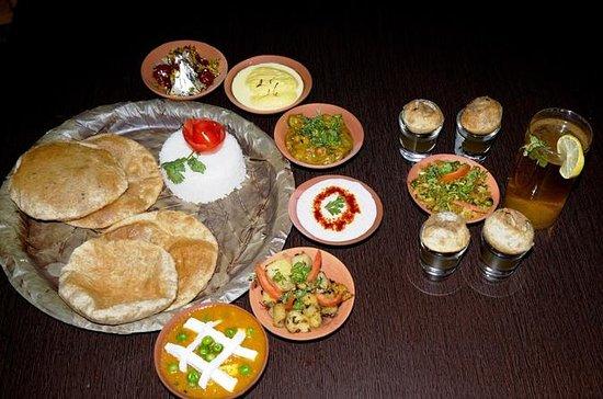 バラナシの地元との本格的な料理と夕食体験