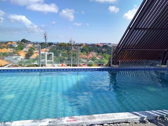Ibis Bali Legian Street: Comfortable stay, all basic amenities at economical price.