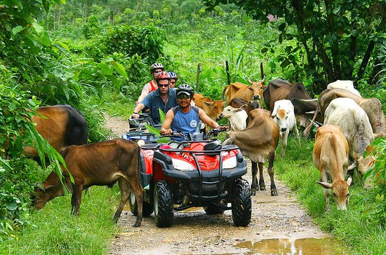 Tour in bicicletta ATV di Phuket
