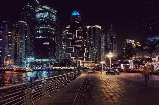 Dubai pela excursão da noite