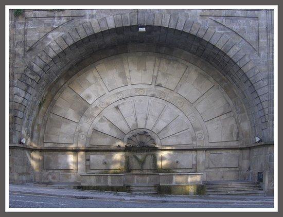 Fonte Monumental de Mouzinho da Silveira