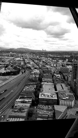 Top of Vancouver Revolving Restaurant Foto
