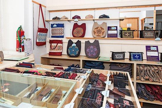 Mary & Martha Mongolia: Leather and Hand Made Knives