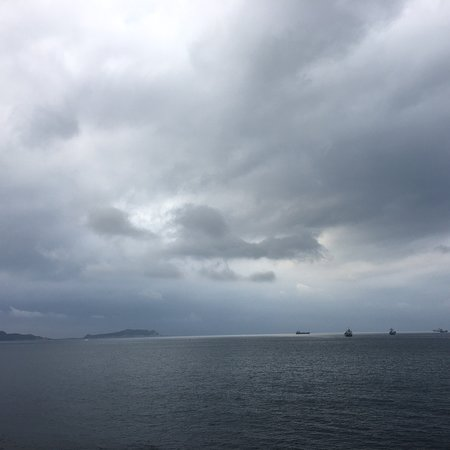 Waimushan Seaside Scenic Area照片