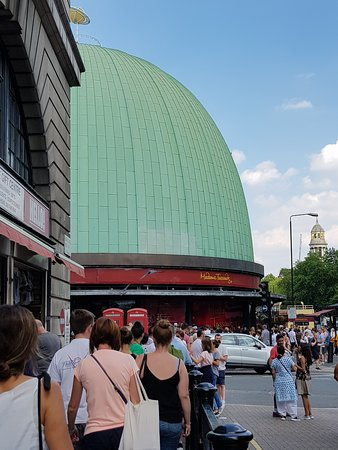 Madame Tussauds London Foto