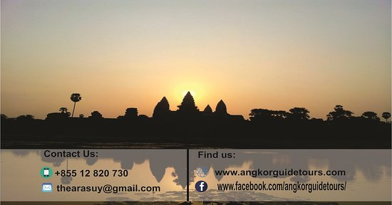 Angkor Guide Tour- Day Tours