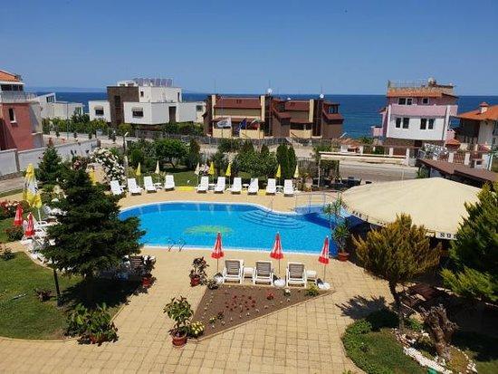 Pool - Picture of Hotel Sunny, Sozopol - Tripadvisor