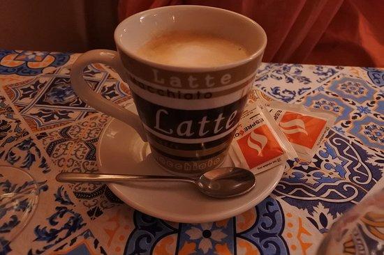A Ricetta: 奥様はカフェラテ
