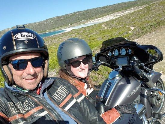 Skaris Touring: Peninsula ride.