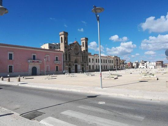 Cerignola, Italy: Piano Delle Fosse Granarie