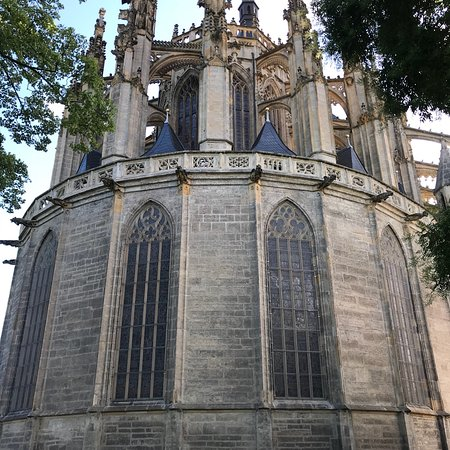 St Barbara's Cathedral照片