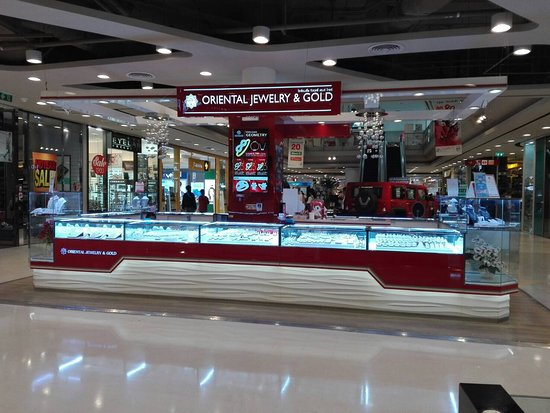 Oriental Jewelry & Gold - Central Plaza Chiangrai