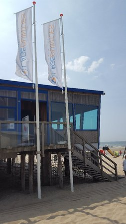Strandpaviljoen Lage Duintjes照片